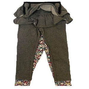 NWT Carter's Two-Piece Play Wear Bottoms, 4T